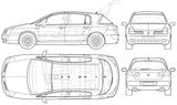 Imprimer le coloriage : Renault, numéro 105236