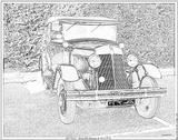 Imprimer le coloriage : Renault, numéro 105245