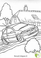 Imprimer le dessin en couleurs : Renault, numéro 109509
