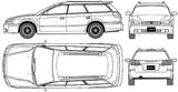 Imprimer le coloriage : Subaru, numéro 105297