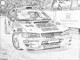 Imprimer le coloriage : Subaru, numéro 105299