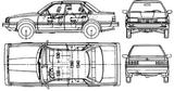 Imprimer le coloriage : Subaru, numéro 105304