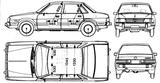 Imprimer le coloriage : Subaru, numéro 105305