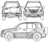 Imprimer le coloriage : Suzuki, numéro 106415