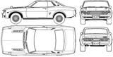 Imprimer le coloriage : Toyota, numéro 105338