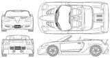 Imprimer le coloriage : Toyota, numéro 114567