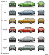 Imprimer le dessin en couleurs : Volkswagen, numéro 109693