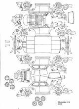 Imprimer le coloriage : Volkswagen, numéro 571002