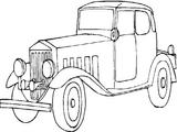 Imprimer le coloriage : Volkswagen, numéro 61768
