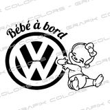Imprimer le coloriage : Volkswagen, numéro 753632